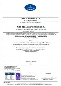 Conformità a standard internazionali di sicurezza e qualità alimentare
